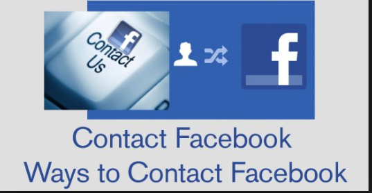 Ways To Contact Facebook