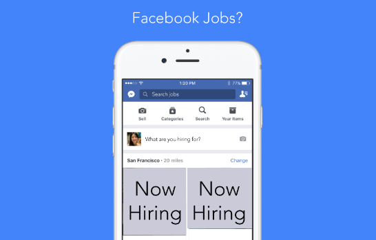 FACEBOOK JOB LISTINGS - HOW TO POST A JOB OPENING ON FACEBOOK